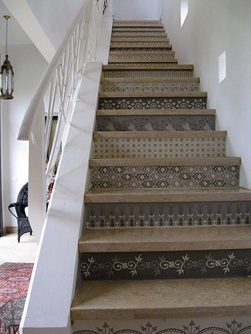 Blog dekogama como decorar una escalera for Como cubrir una escalera