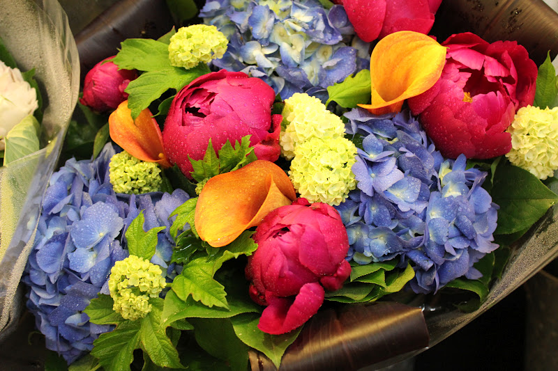 Fruit Flower Baskets Vancouver : Romancing the home vancouver british columbia