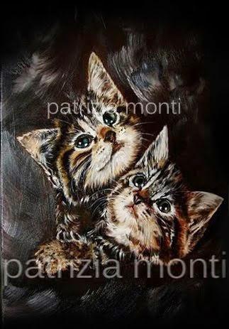 Animali ritratti ad olio - Olio di ruta repellente gatti ...