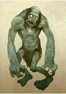 El anillo único: Las criaturas del pantano