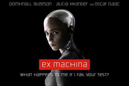 Info Film Ex Machina