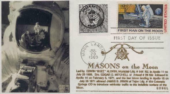 MASONS on the Moon