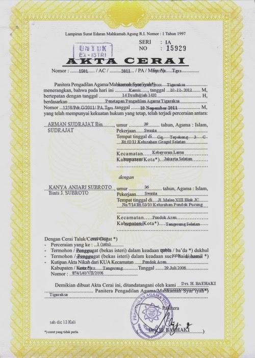 Clasterowne Jasa Resmi Dokumen International 2014
