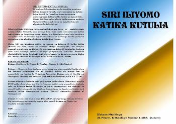 Jipatie nakala yako sasa kwenye bookshop au piga namba +255 786822304