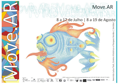 MOVE.AR - FESTIVAL DE ARTES DE RUA DE SETÚBAL