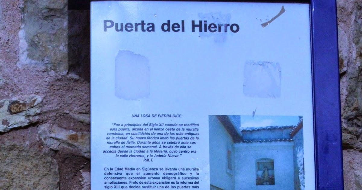Historia y genealog a puerta del hierro la juder a la for Puerta 4 del jockey