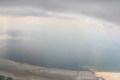 St. Peter-Ording: Fotos eines Tandem-Fallschirmabsprunges über dem ordinger Strand 32