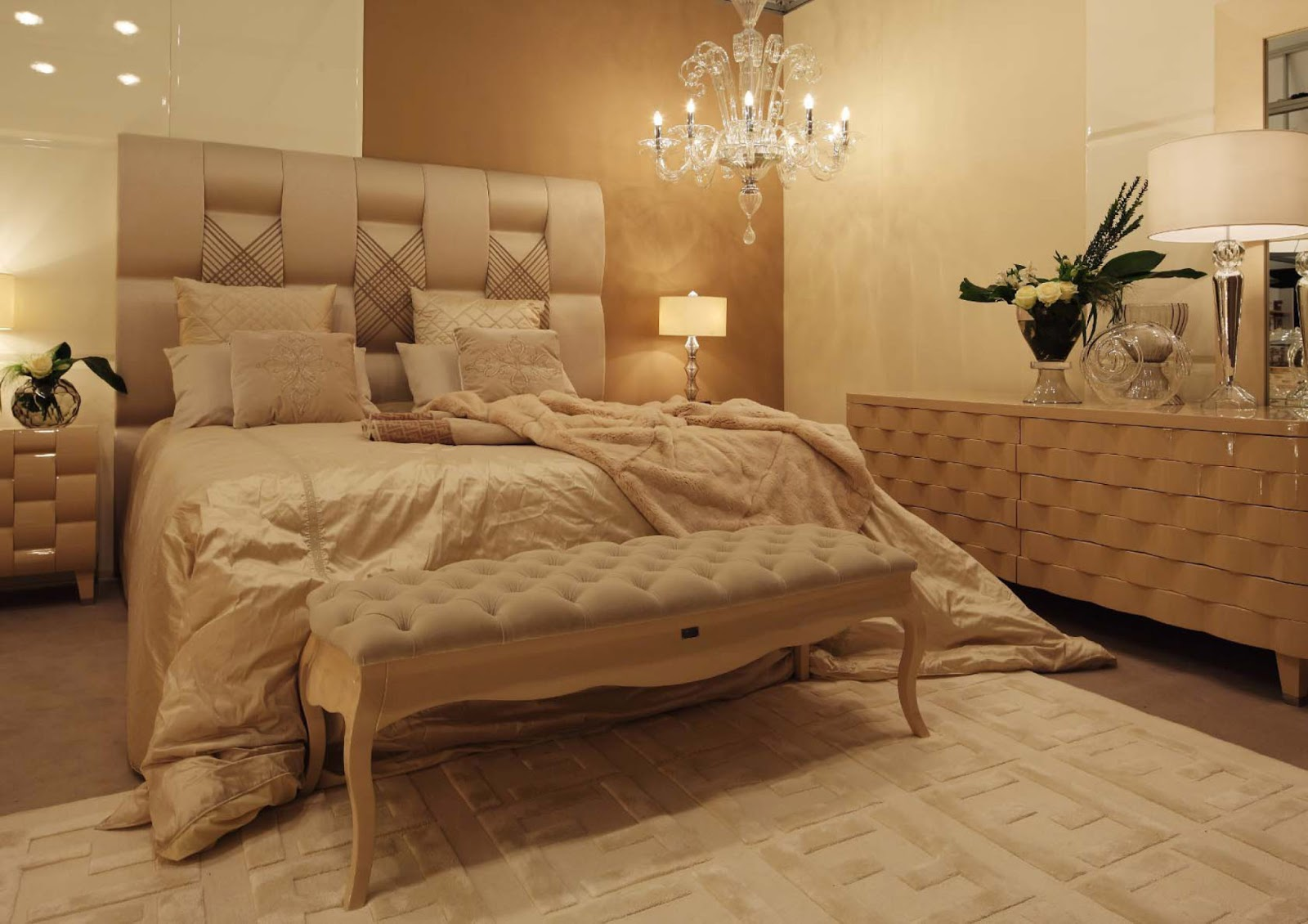 Fernando carrizosa kolbe interior architect marbella for Fendi casa bedroom