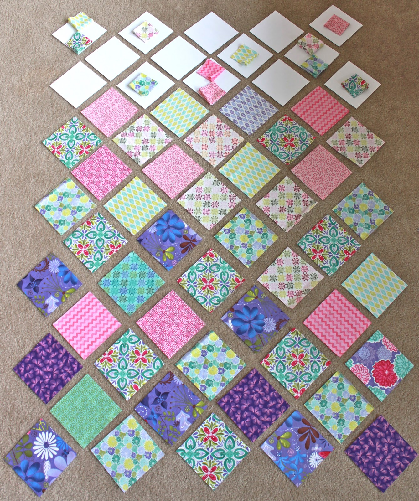 Sewing Over Pins: March 2012 : hand sew quilt - Adamdwight.com
