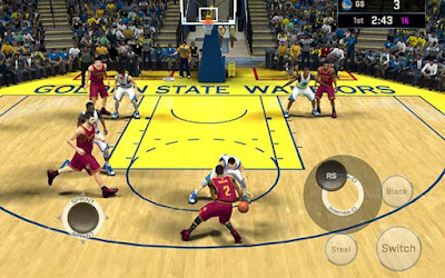 NBA 2K16 Apk Data Game Free Download