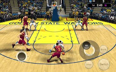 NBA 2K16 Apk Data Game Free Download