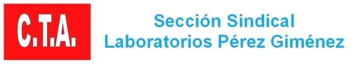 Sección Sindical CTA de Laboratorios Pérez Giménez