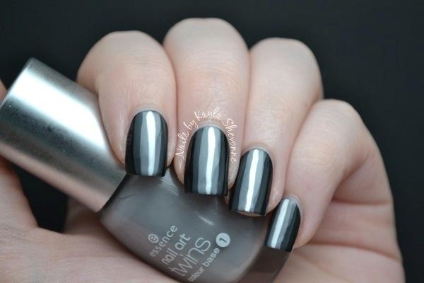 Nails By Kayla Shevonne Youtube Nail Art Week Gradient Stripes