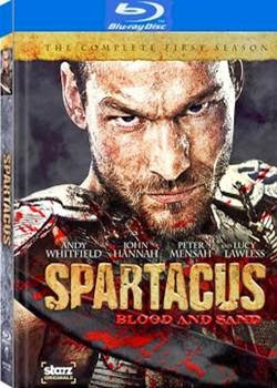 Download Seriado Spartacus: Blood and Sand 1ª Temporada (2010) Bluray 720p Dual Áudio Torrent Grátis
