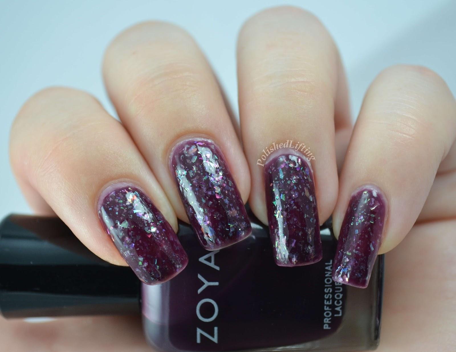 Zoya Katherine Finger Paints Colorful Dream