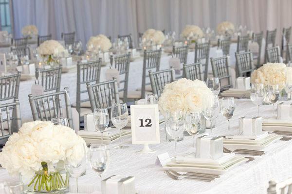 decoracao branca casamento: Cecílio Neto : Nosso Casamento!: Decoração branca para casamentos