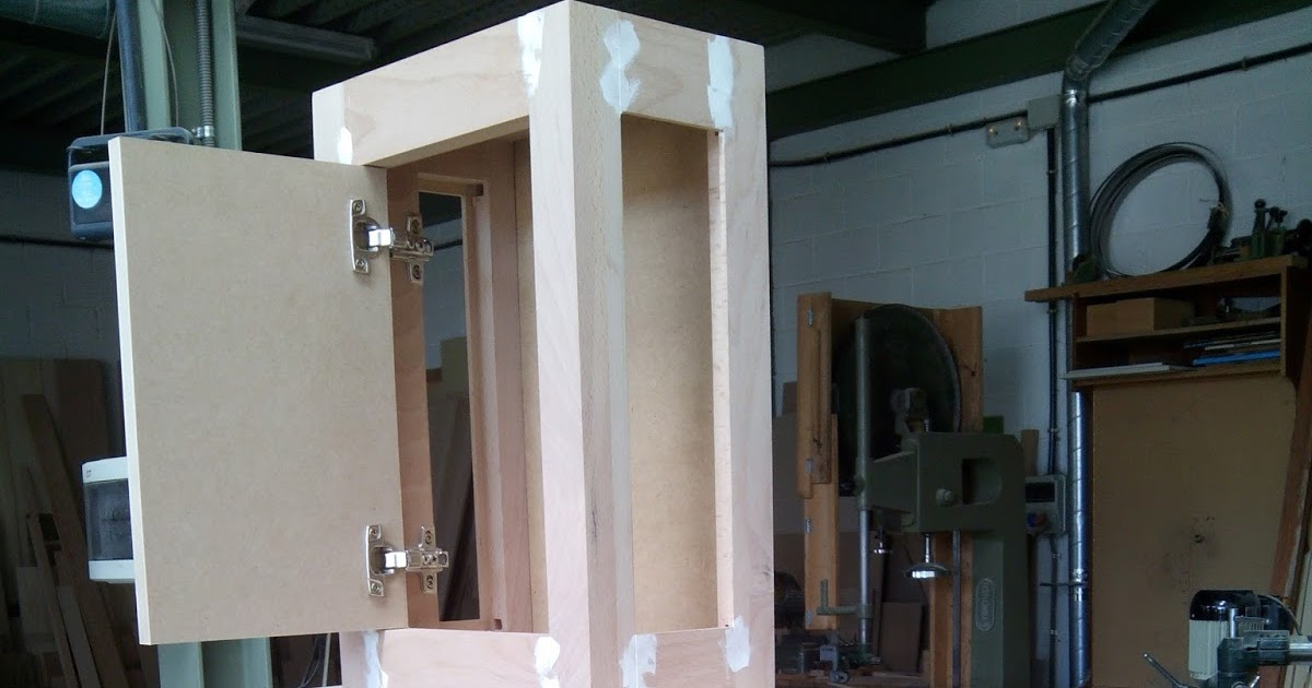 Mueble para cuarto de baño en madera de haya - Muebles ...