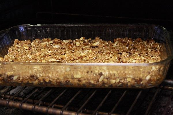 Paula 39 S Bread Date Almond Granola Bars