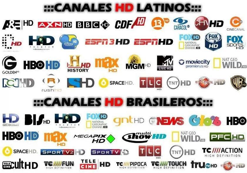 lista de canales en portugues amazonas