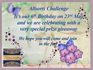 Allsorts birthday
