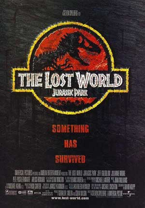 The Lost World: Jurassic Park (1997) DVDRip Latino