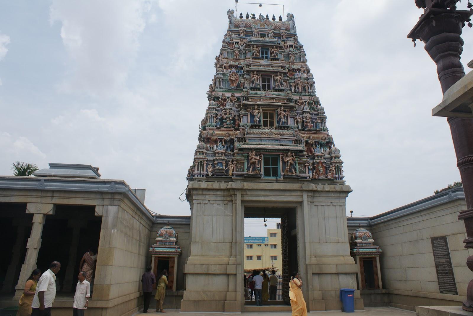 4 gopurams in bangalore dating 10