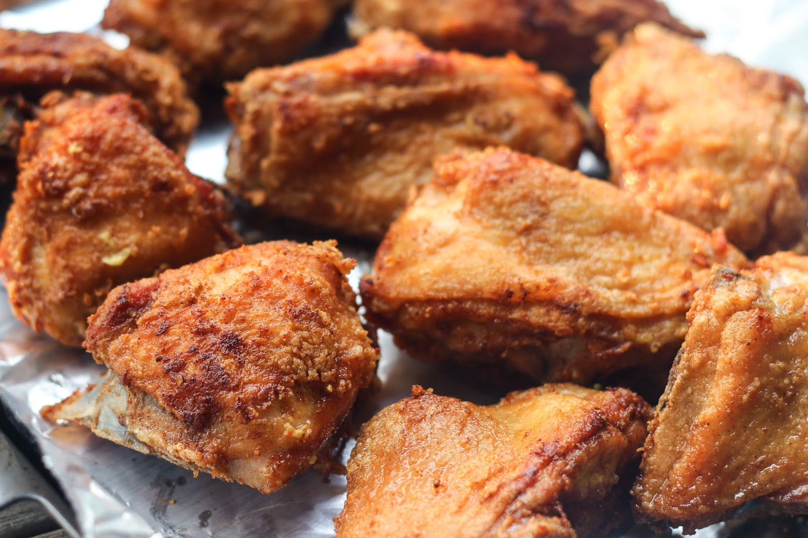 Spiced rempah fried chicken or ayam goreng the food canon spiced rempah fried chicken or ayam goreng forumfinder Images