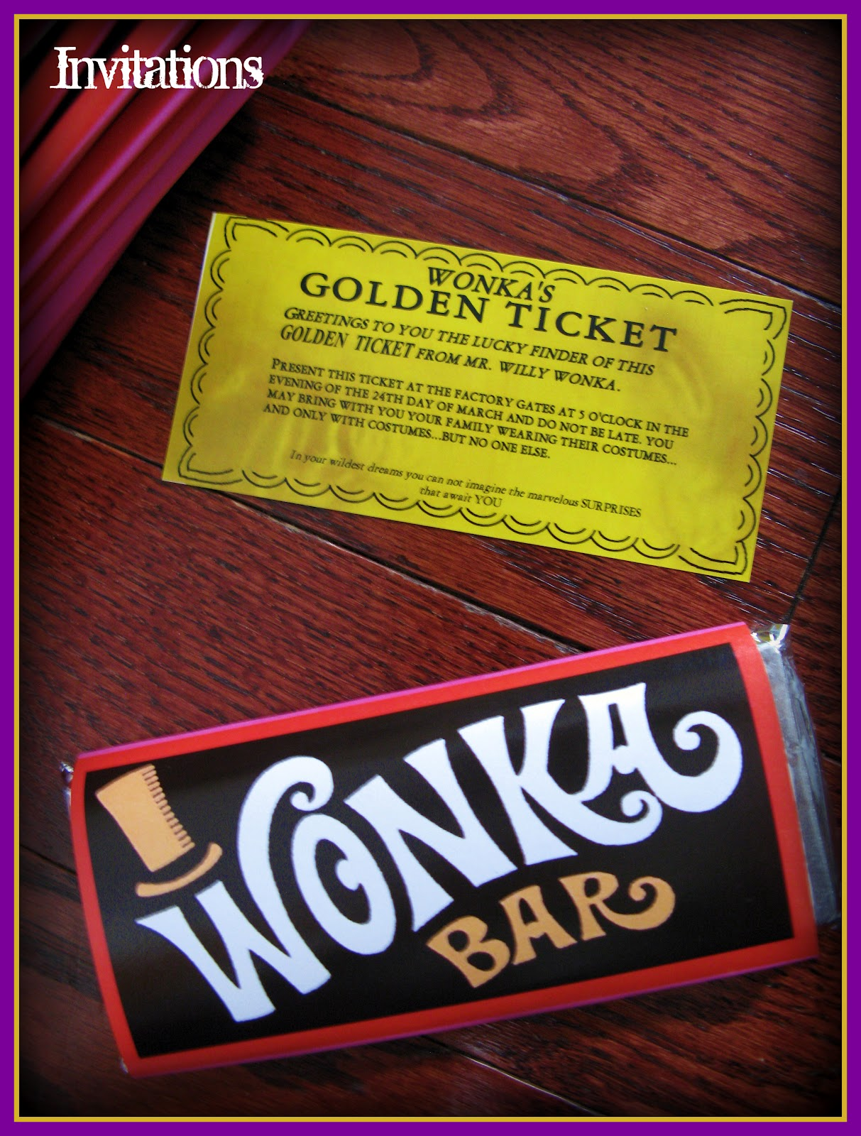 Festive Enchantments: Willy Wonka Costume Party