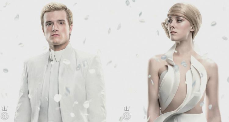 The Hunger Games Mockingjay Part 1 Peeta Hijacked