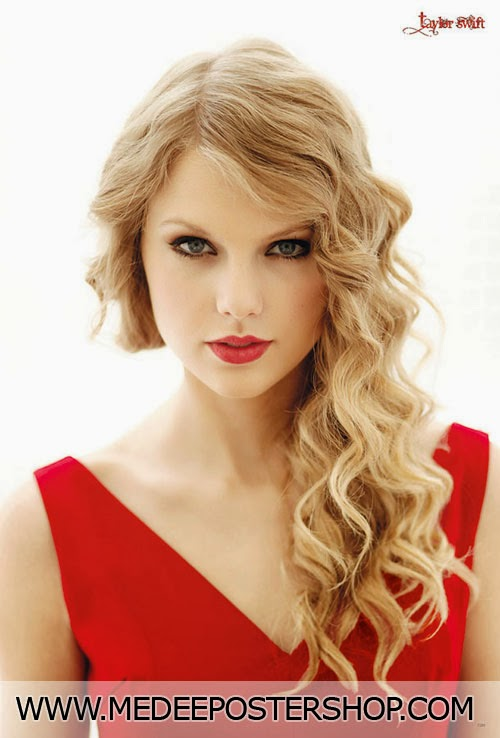 Taylor Swift 2014 Poster