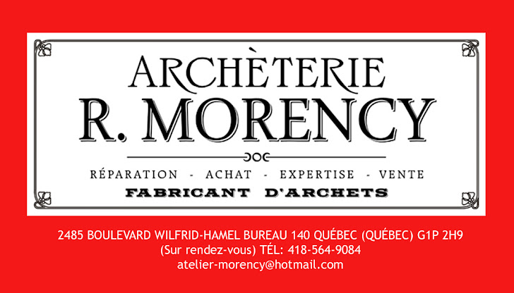 Archèterie Richard Morency Inc.