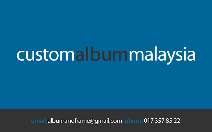 Wedding Album And Frame ( Kuala Lumpur, Malaysia )