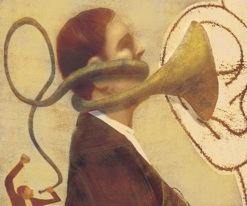 Doctor Ojiplático. Jeffrey Alan Love. Dibujo y Pintura