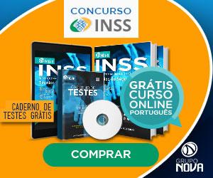 Concurso INSS 2016!