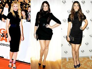 Celebrity Dresses for Less