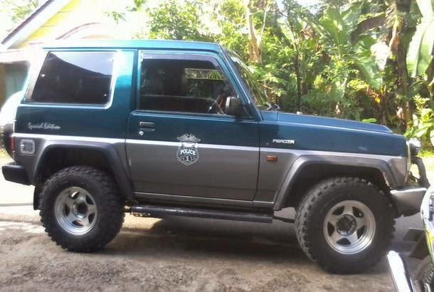 modifikasi mobil feroza 1994