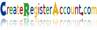 How To Create Register Account