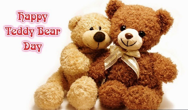 happy teddy day sms