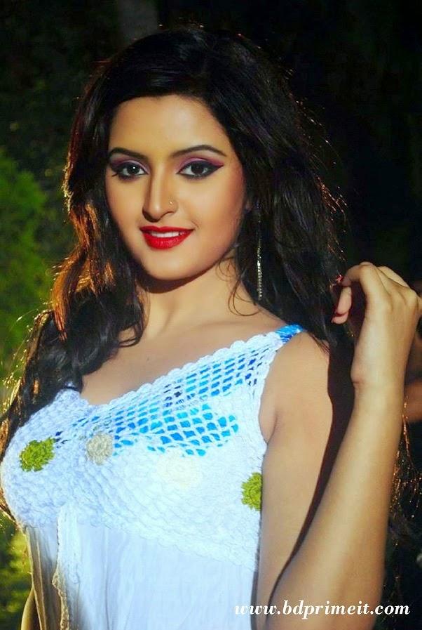 Pori Moni's movie bangla