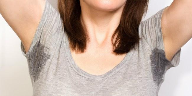 Kesehatan :  Penyebab Keringat Yang Berlebihan