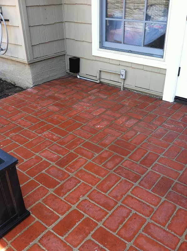 Newport Beach Power Washing After Picture