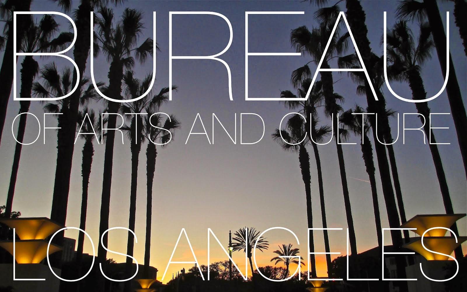 Tap: BUREAU LOS ANGELES