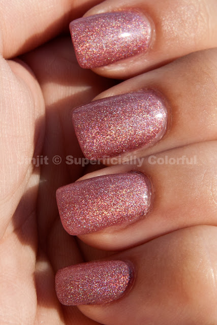 Eveline Holographic Shine number 420