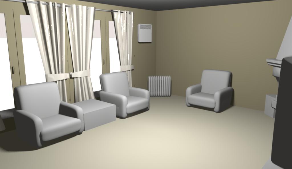 robert 39 s portfolio sweet home 3d living room. Black Bedroom Furniture Sets. Home Design Ideas