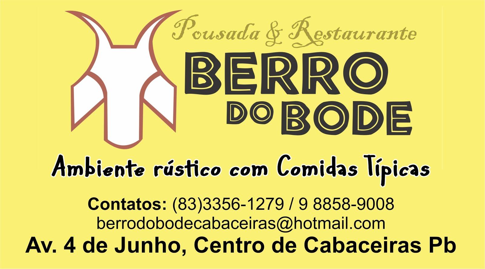 BERRO DO BODE