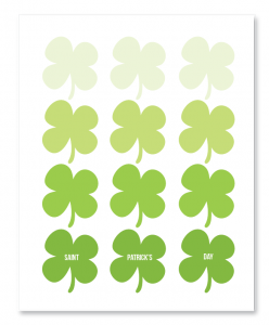 pizzazzerie stpat artprint dropshadow shadesofluck 248x300 *Dont* Kiss Me, Im only a *1/4* Irish (DIY St Patricks Day Mantel)