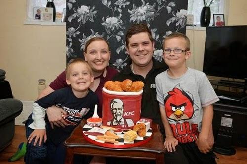 KFC Bucket, Tapi Bukan Apa yang Korang Bayangkan