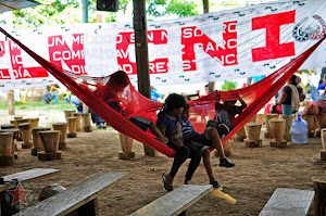Photos Zapatistas and National Indigenous Congress