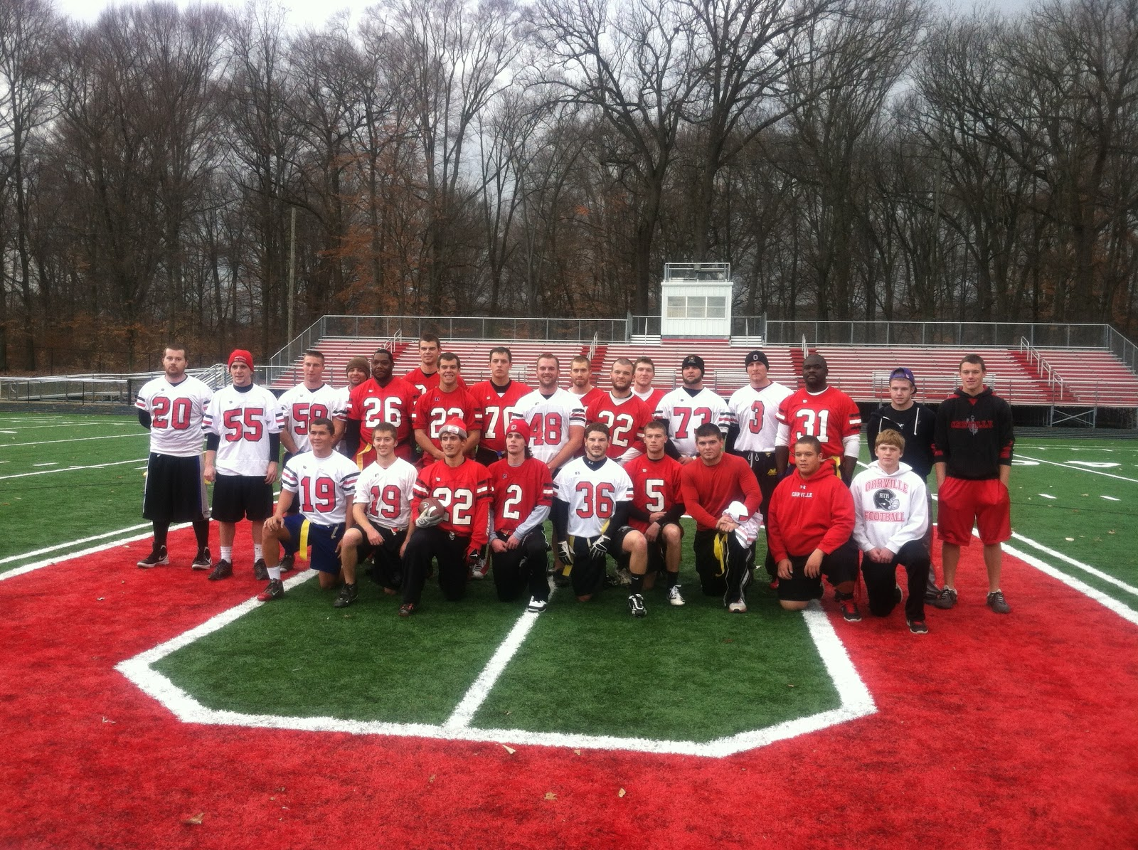 orrville red rider sports blog 2012