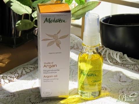 從頭到腳保養靠有機堅果油 ❤ Melvita Argan Oil